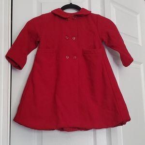 Toddler kids vintage wool Jacket
